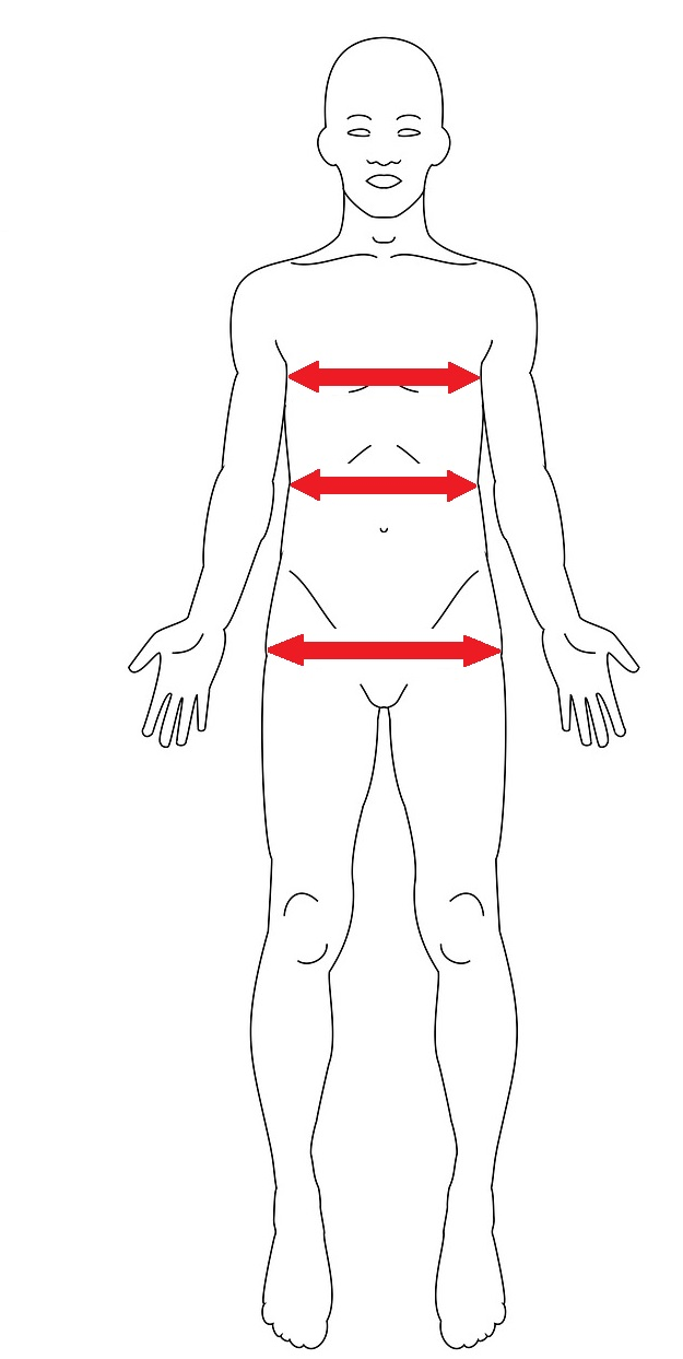 meranie casti tela